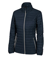Custom Womens Lithium Quilted Jacket by Charles River Apparel