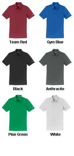 Nike Golf Dri-FIT Smooth Performance Polo - All Colors