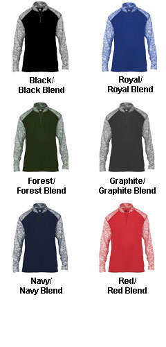 Mens Sport Blend 1/4 Zip - All Colors