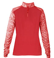 Ladies Sport Blend 1/4 Zip
