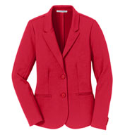 Custom Port Authority Ladies Knit Blazer