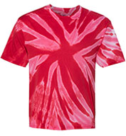 Custom Tie-Dye Performance T-Shirt