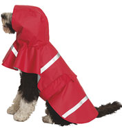 Custom New Englander Doggie Rain Jacket