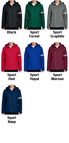 Ladies Boost All Season Jacket with Fleece Lining - All Colors