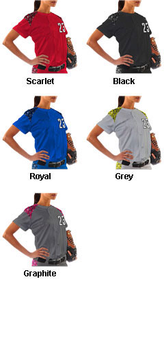 Circuit Ladies Jersey - All Colors
