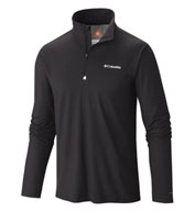 Custom Columbia Mens Trail Summit Half-Zip Pullover