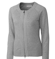 Custom Ladies Broadview Cardigan