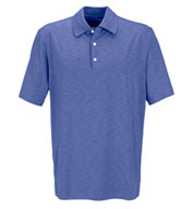 Custom Greg Norman Play Dry Heather Polo