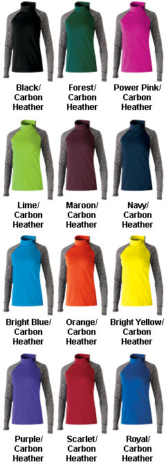 Ladies Affirm Pullover - All Colors
