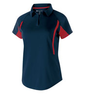 Custom Ladies Short Sleeve Avenger Polo