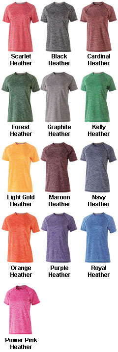 Ladies Electrify 2.0 Short Sleeve Shirt - All Colors