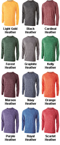 Adult Electrify 2.0 Long Sleeve - All Colors