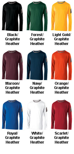 Youth Long Sleeve Electron Shirt - All Colors