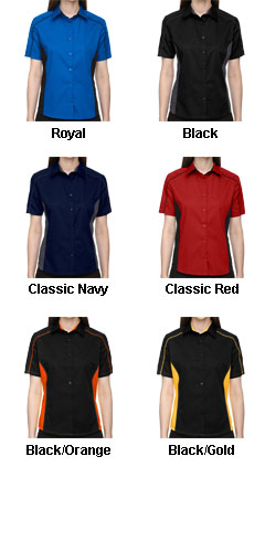 Lady Muckler Bowling Shirt - All Colors