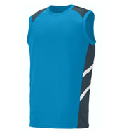 Oblique Sleeveless Jersey