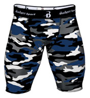 Custom Camo Compression Short
