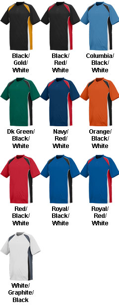 Adult Base Hit Jersey - All Colors