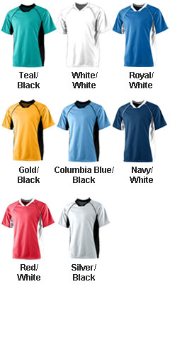 Adult Wicking Soccer Shirt - All Colors