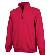 Adult Crosswind Quarter Zip Sweatshirt