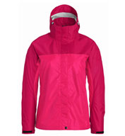 Custom Ladies Monsoon Rain Jacket