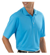 Custom IZOD® Mens Tonal Stripe Performance Polo