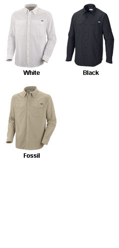 Mens Columbia Silver Ridge Long Sleeve Shirt - All Colors