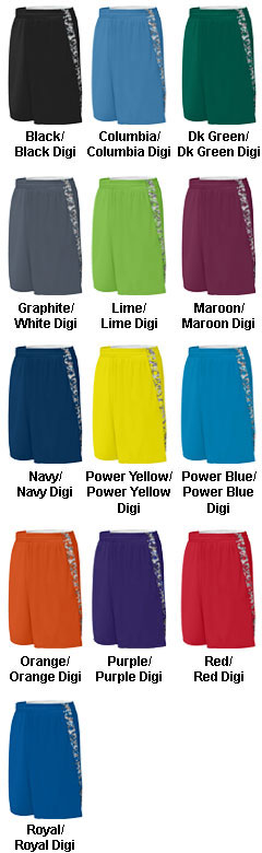 Hook Shot Reversible Short - All Colors