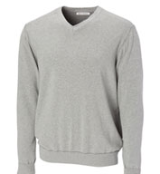 Mens Broadview V-neck Sweater