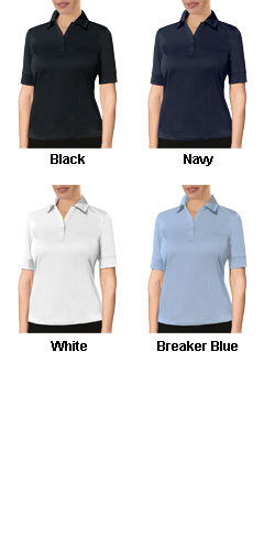 IZOD Ladies Jersey Polo - All Colors
