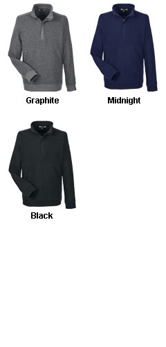 Mens Under Armour Elevate 1/4 Zip Sweater - All Colors