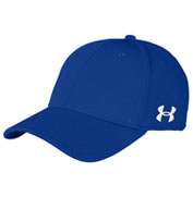 Under Armour Curved Billed Solid Cap