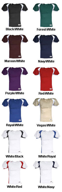 Adult Rockies Football Jersey - All Colors
