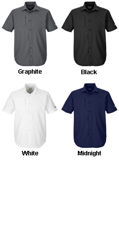 Mens Under Armour Ultimate Short Sleeve Buttondown - All Colors