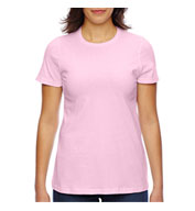 Custom American Apparel Ladies Fine Jersey Classic T