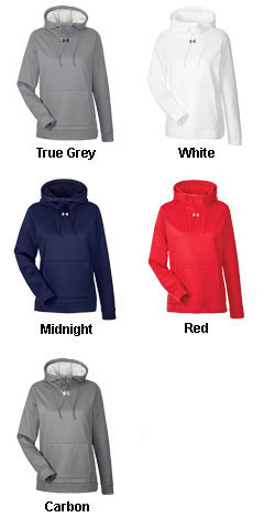 Ladies Under Armour Storm Armour� Fleece Hoodie - All Colors