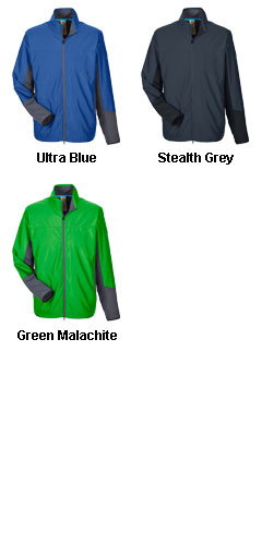 Mens Under Armour Groove Hybrid Jacket - All Colors