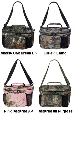 Kati Camo Lunch Cooler Bag - All Colors