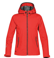 Custom Stormtech Womens Typhoon Rain Shell Jacket