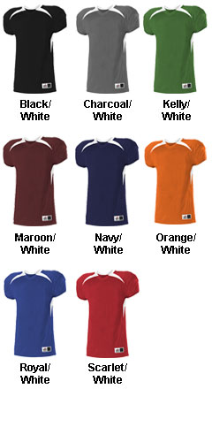 Elusive Cut Football Jersey - All Colors
