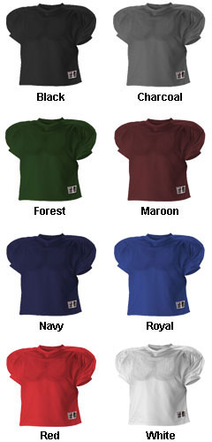 Adult Football Practice Jersey - All Colors