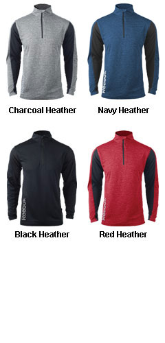 Reebok Playdry Crossover Pullover - All Colors
