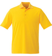 Custom Edge Short Sleeve Polo Shirt