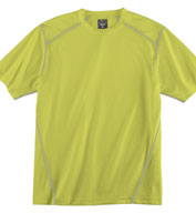 Mens Contrast Stitch Short Sleeve Tee