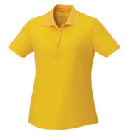 Womens Edge Short Sleeve Polo