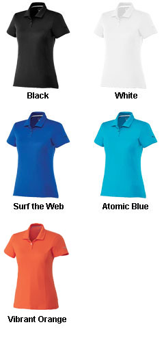 Womens Puma Essential Pounce Polo - All Colors