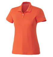 Custom Womens Puma Essential Pounce Polo