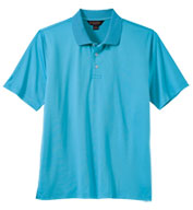 Brooks Brothers Mens Solid Jersey Short Sleeve Polo