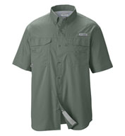 Columbia Mens Blood and Guts Short Sleeve Shirt