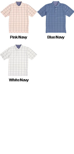 Brooks Brothers Mens Tattersal Polo - All Colors
