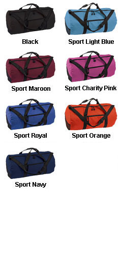 Primary Duffel Bag - All Colors